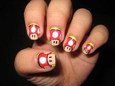 34 Best Cartoon Nail Art Images On Pinterest Cute Nails Pretty