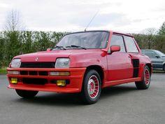 Renault 5 Turbo More