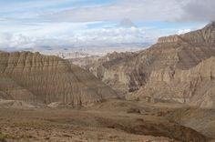 Die Wüste von Tsada