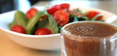 Salad with Budsamic Vinaigrette - The Stoner's Cookbook