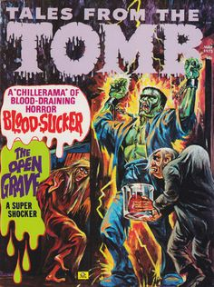 Tales from the Tomb - Vol. #5 Issue #2 (Mar. 1973)