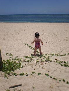 Move aside world.  Torii Beach, Okinawa
