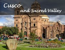 the Sacred Valley of the Incas in Cusco is one of the most interesting places to visit in peru