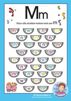 Preschool and Kindergarten Alphabet & Letters Worksheets Letter P Activities, Letter Worksheets, Preschool Activities, Teaching Schools, Letters For Kids, Phonological Awareness, Preschool Christmas, Kids Education, Kindergarten
