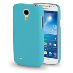 Back-Case Cover für Samsung Galaxy S4 mini / i9190 Blau