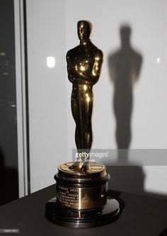 """Heath Ledger's Oscar for """"The Dark Knight"""" (2008)"""