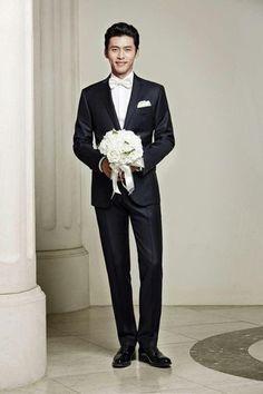 Hyun Bin, I do!