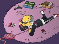 Simpson Supreme illustrations