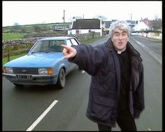 Father Ted Father Ted, Ford, Classic, Google Search, Tv, Beautiful, Derby, Television Set, Classic Books