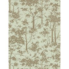 Buy Osborne & Little Mandara Wallpaper, Aqua, W5511-01 Online at johnlewis.com