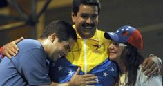 """¿Cartel de soles o de Flores? Nicolás Maduro (el """"chunior""""), en las borracheras con sus panas, pontifica que Hugo Chávez (el """"chunior"""") fue rechazado siemp"""