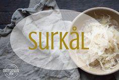 Superenkel, supernyttig surkål • Morotsliv Dairy, Cheese, Food, Eat, Essen, Meals, Yemek, Eten