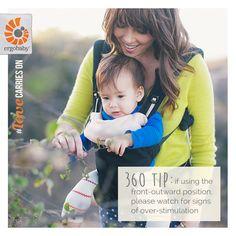 Ergobaby - Consigli per il Babywearing