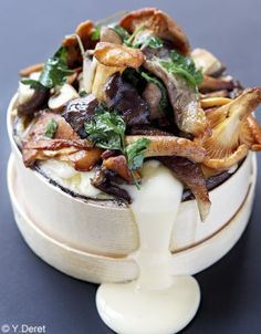 Mont-d'Or mushroom