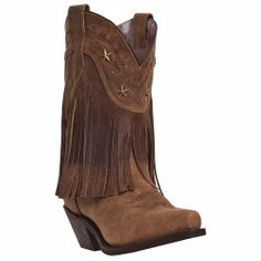 Dingo Ladies Fashion Hang Low Boots