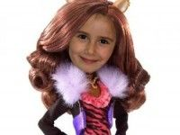Fotomontajes Infantiles. Monster High Clawdeen Wolf.