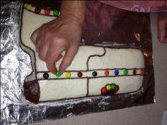 Decorating A Cowboy Boot Cake