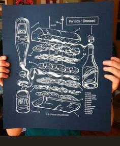 The Po-Boy Patent (Poster) (1)