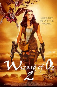 Dorothy is off to off the wizard...