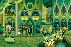 The Wonderful Wizard of Oz. Illustrations by Lorena Alvarez