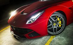 automotivated:  Ferrari F12 (by Kahn Design Official)