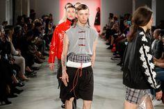 DEU: Atelier About Show - Mercedes-Benz Fashion Week Berlin Spring/Summer 2018
