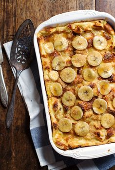 Coconut French Toast Bake.