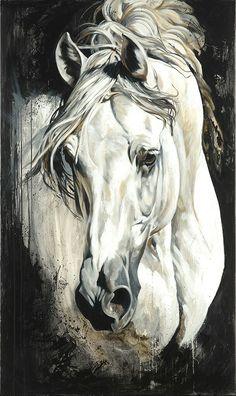 Painted by Artist, Elise Genest~