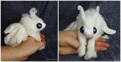 Selti the Poodle Moth Art Doll FOR SALE by Sovriin.deviantart.com on @DeviantArt