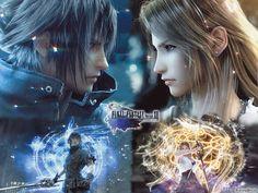 Final Fantasy XV Ethan And Masaye