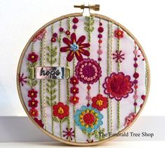 groovy embroidery