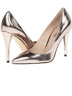 3263413169a Joan   David Amandie- pewter pump- these are so perfect!