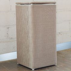 Awesome Champagne Caprina Apartment Hamper 1530   Overstock™ Shopping   Great Deals  On Hampers
