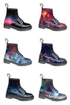 I finally got Doc Martens last year and I love them...  but these styles make me want another pair!