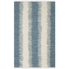 <p>The Montauk collection captures the essence of casual designer styling in flat weave rugs that complement homes from coastal to contemporary.  Hand-crafted in India of cotton for clarity of color, Montauk rugs are woven to create classic Ikat tie-dye effects. Material: Cotton Pile.  Construction: Hand Woven</p>