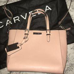 becf8c6c82b Brand new Kurt Geiger Carvella bag in a nude pink colour. is - Depop Kurt