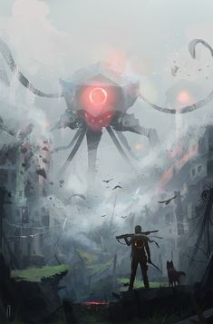 Discover the art of Ismail Inceoglu, a concept artist based in Varna, Bulgaria.