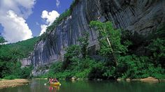 """Nicknamed """"the natural state,"""" Arkansas is home to some stunning natural wonders."""