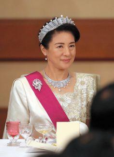 ベルギー国王夫妻を歓迎、皇居で宮中晩餐会:朝日新聞デジタル