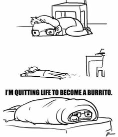 Im a burrito