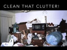 #Clutter is everyone's worst enemy. How can you target that mess that never seems to go away? #HomeImprovement #HGTV #CleaningUp #RealEstate #CenterStreetLending