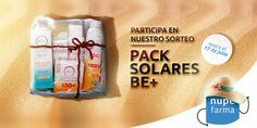 Sorteo de un pack solares Be+ de Nupefarma #sorteo #concurso  http://sorteosconcursos.es/2017/07/sorteo-pack-solares-be/
