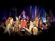 """#AltaRoma: Giada Curti Fashion Show  """"La Divina Marchesa"""""""