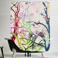 Urban Road Untitled 13 Shower Curtain