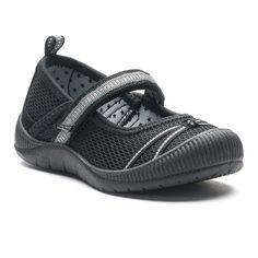 OshKosh B'gosh® Dexy Toddler Girls' Mary Jane Shoes, Size: 10 T, Black