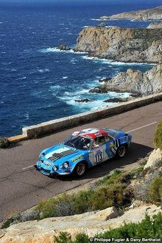 Berlinette A110   | WRC Rally School @ http://www.globalracingschools.com