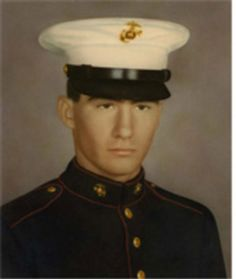 Virtual Vietnam Veterans Wall of Faces | BRUCE W CARTER | MARINE CORPS