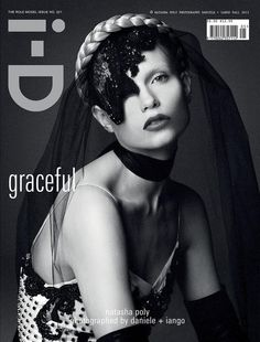 i-D Fall 2012 Multiple Covers (i-D Magazine)