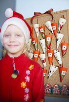 Joulukalenterit - Herkkutötterö joulukalenteri