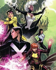 X-MEN by Jimmy Cheung